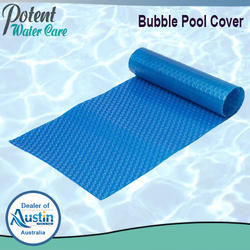 Bubble Pool Cover