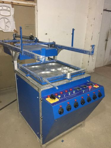 Thermocol Plate Making Machine - Single Phase Thermocol Plate Machine Manufacturer from Delhi & Thermocol Plate Making Machine - Single Phase Thermocol Plate ...