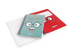 Dataking Notebooks With PP Cover Paper