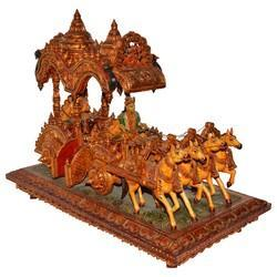 Wooden Arjuna Rath