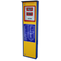Digital Tyre Inflator for Petroleum Retail Outlets