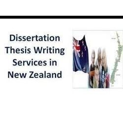 New Zealand Dissertation Services