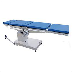 C - Arm Provision Hydraulic O.T. Table