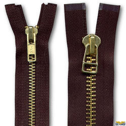 Closed End DA Automatic Lock Sl Polyester Coil Zipper
