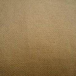 Organic Cotton Beige Color Canvas Fabric