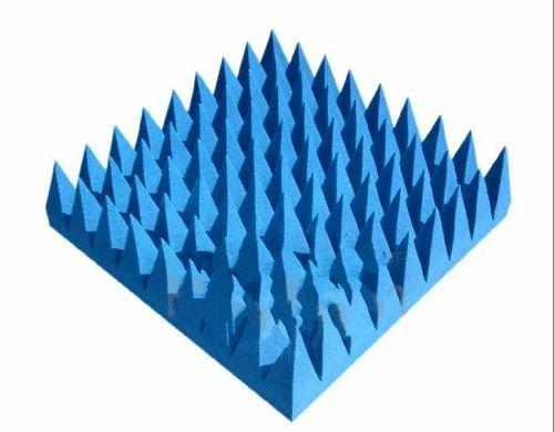 Pyramidal Microwave Absorber