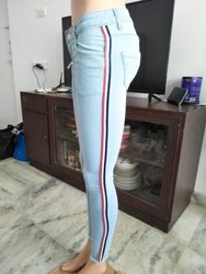 0c000d69 Sajy Garments - Manufacturer of Ladies Jeans & Ladies Stretch Ripped Jeans  from Mumbai