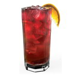 Hex Cold Drinks Glass - Polycarbonate