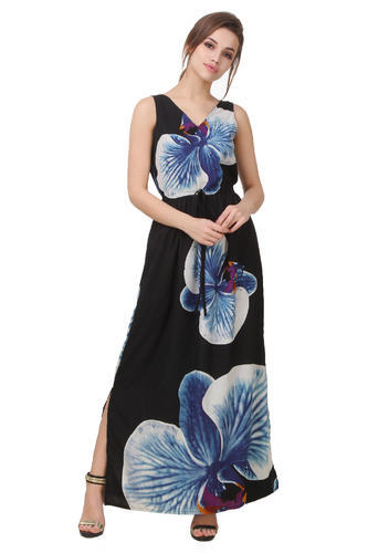 96d4cfa11 Maxi Dress - Floral Maxi Dress Manufacturer from Noida