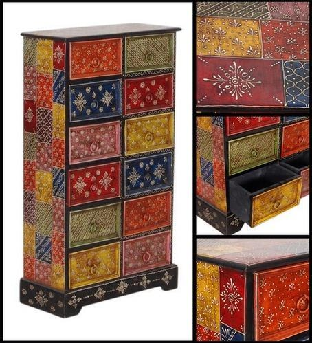 Home Decor Products Wooden Chest Manufacturer From Jodhpur