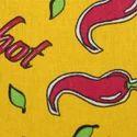 Hot Chilli Cotton Apron