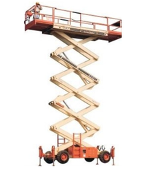 JLG Electrical Scissor Lift Rental Services