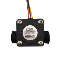 Pulse Signal Water Flow Sensor SEN-HZ21WA-E