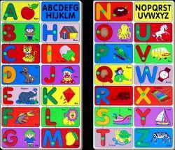 Alphabet Match Puzzle
