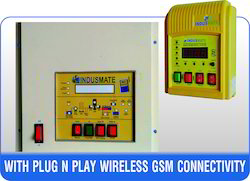 RO Control Panel with GSM Controller System