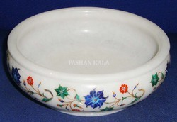 Inlay Marble Bowl