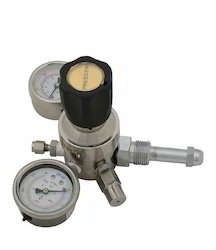 Industrial Brass Gas Regulator