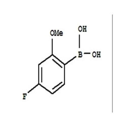 4- Fluro- 2- Methoxyphenyl Boronic Acid