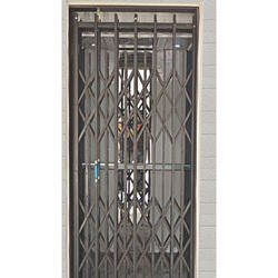 Manual Collapsible Door  sc 1 st  Opel Lifts Private Limited & Collapsible Door - Manufacturer from Pune