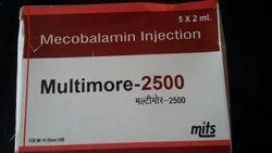 Methylcobalamin Injection ( 2500mcg/2ml)