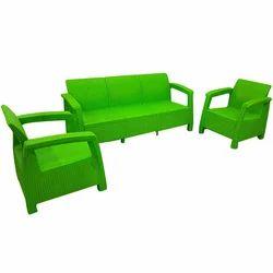 Delightful Plastic Sofa