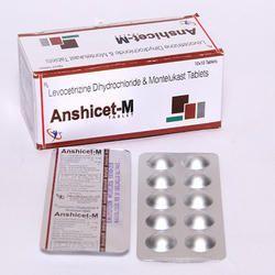 Levocetirizine Dihydrochloride & Montelukast Tablets