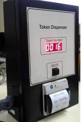 Token Dispenser System