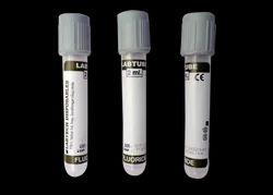 LABTUBETM Non - Vacuum Blood Collection Tubes Sodium Flouride