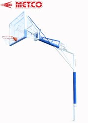 Basketball Pole Fixed Umbrella System