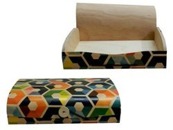 Customized Wedding Veneer Boxes