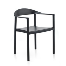 Plastic Cafe Stack Chair
