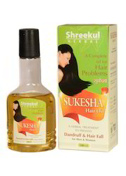 Sukesha Herbal Hair Oil