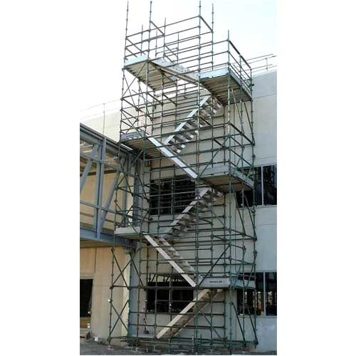 Scaffolding Stair Tower