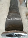 Fly Ash Cement Unloading Rubber Hose