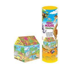 Jungle Tent House Board Games
