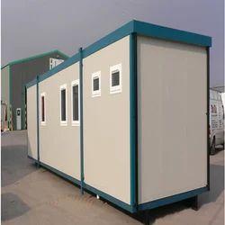 Factory Block Porta Cabin