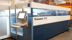 Second Hand Fiber Laser Cutting System