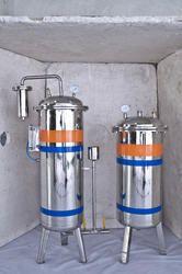 FRP Base Mineral Water Bottling Plant