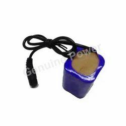 Battery Packs For Solar & LED