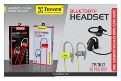Troops Tp-7017 Bluetooth Headset H21