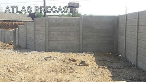 Prestressed Precast Boundary Wall