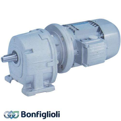 In Line Helical Gearbox
