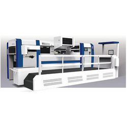 High Speed Foil Stamping Machine