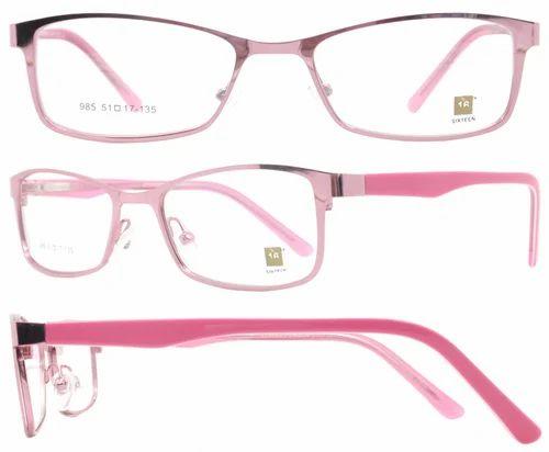 155d05acc61 Eyeglasses Frames - Womens Metal Optical Frame-985 Manufacturer from ...