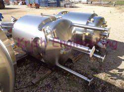 Steel Jacketed Pressure Vessel