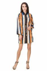 Western Wear Designer One Piece Dress