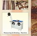 Measuring And Roll Winding Machine
