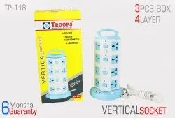 Troops Tp-5005 4 Layer Vertical Socket