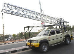 Mobile Tower Extension Ladder for Rental