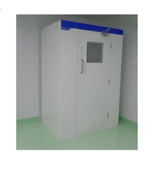 PU Coated GI Construction Air Shower